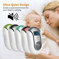 5WCockroach Mosquito Insect Killer Ultrasonic Pest Repeller Electronic`Repell YK