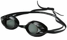Speedo Vanquisher Optical Swim Goggle, Smoke Lens, -3.0
