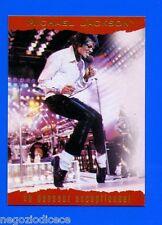 MICHAEL JACKSON - Panini 1996 - CARD - Figurina-Sticker n. 108