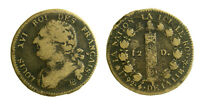 s55_38) France Louis XVI - 12 Deniers 1792 BB