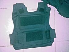 ballistic vest body armor bulletproof vest plate carrier w/ armor med-large-XL