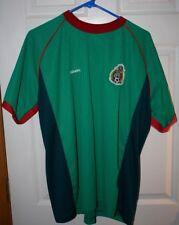 2002 FIFA Korea Japan World cup Mexico Jersey