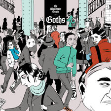"The Mountain Goats - Goths [New Vinyl LP] Gatefold LP Jacket, With Bonus 12"", In"