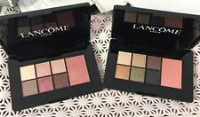 Set of 2 Full Size Lancome Color Design Blush Subtil Palette Glow Look Day Night