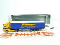 BT411-0,5# Herpa H0/1:87 Sattelzug/LKW Mercedes/MB Schuon Spedition, NEUW+OVP
