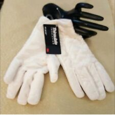 Womans Worthington White Quilted Gloves 40 Gram Thinsulate Insulation, NWOT