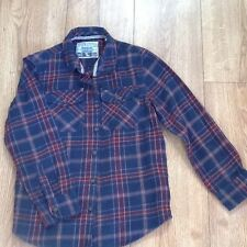 TU Checked Long Sleeve Casual Shirts (2-16 Years) for Boys