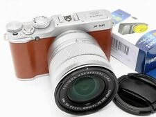 Fujifilm X-M1 16.3MP Digital Camera with 16-50mm Lens Excellent from Japan F/S