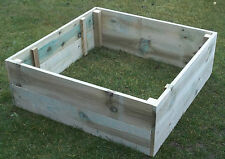 1x Hand made, Quality, Wooden Garden,Vegetable, Raised Beds, Herb Planter
