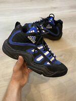 Adidas Torsion Kobe Crazy EQT Vintage 90s Hi Top Basketball Trainers UK8.5 US9