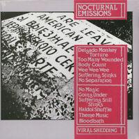 Nocturnal Emissions - Viral Shedding Record Sto (Vinyl LP - 1983 - EU - Reissue)