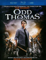 Odd Thomas (Blu-ray/DVD, 2014, 2-Disc Set) NEW Factory Sealed, Free Shipping