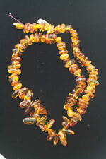"""Baltic amber necklace 22"""" lot#212"""