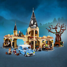 NEW Harry Potter Whomping Willow Hogwarts Castle Building Bricks Set Toys
