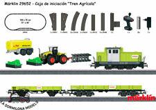 """VT29652 - H0 Märklin 29652 Caja de iniciación """"Tren Agrícola"""" - NUEVO"""