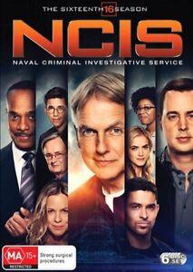 NCIS - Season 16 DVD