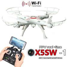 X5SW-1 6-Axis Gyro 2.4G 4CH Real-time drone wifi with HD Camera