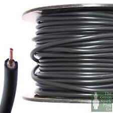 7mm Cable De Encendido Ht - Núcleo De Alambre PVC NEGRO - 100 METROS ROLLO