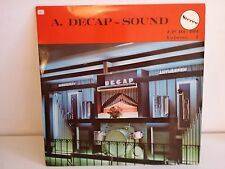A DECAP SOUND LP DC Volume 1