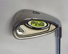 Ping Rapture Black Dot 8 Iron Stiff Steel Shaft
