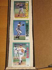 1992 Fleer  baseball Complete 720 Card Set