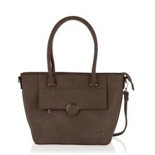 Betty Barclay Damen Handtasche Schultertasche Chocolate Braun BB-1412-064