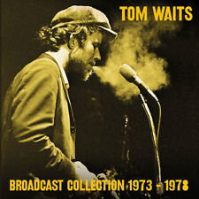 Tom Waits : Broadcast Collection 1973-1978 CD (2017) ***NEW***