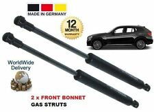 FOR BMW X1 E84  2009--> NEW 2 x FRONT GAS STRUT SHOCKER SPRING FOR BONNET