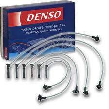 Denso Spark Plug Ignition Wires Set for Ford Explorer Sport Trac 4.0L V6 zs