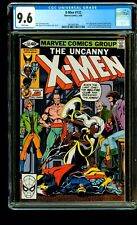 X-MEN #132 CGC 9.6 DARK PHOENIX SAGA 1980 HELLFIRE CLUB 1st Tessa SAGE Byrne