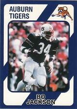 BO JACKSON 1989 Collegiate Collection card #14 Auburn Tigers Football NR MT