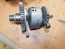 suzuki burgman 650 an650 an650a engine crank shaft crankshaft 06 2007 2008 2009