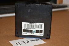 2001 GMC Yukon Used Body Control Module #1675-MOD