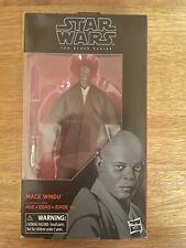 """STAR WARS Black Series 6"""" Figure Lot NEW But Not Mint. Mace, Rey, Lando, Luke"""