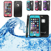 New Waterproof Shockproof Dirtproof Durable Case Cover For iPhone 6 6S / 6S Plus