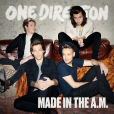 ONE DIRECTION - MADE IN THE AM NEW CD