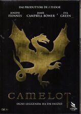 CAMELOT - BOX 4 DVD + 5 CARDS (NUOVO SIGILLATO) ED. A TIRATURA LIMITATA