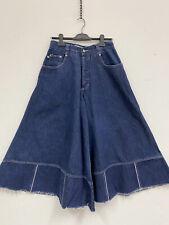â• 90s Vintage Kik Wear Extreme Wide Raver pants : phat rave shirt bjork supreme