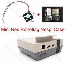 Mini Nes Retroflag Nespi Case Designed for Raspberry Pi 3 2and B Game Diy& Fan