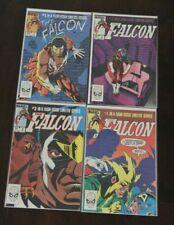 THE FALCON Marvel Comic Book Series #1 2 3 4 * 1983 UNREAD CONDITION