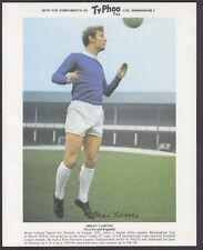 Ty-Phoo - International Fooball Stars 1969/70 - Brian Labone - Everton