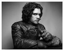 --GOT- Game Of Thrones-(Jon Snow)-KIT HARINGTON 8x10 Photo