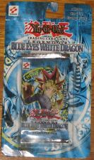 YuGiOh! Legend of Blue Eyes White Dragon Booster Pack! Blister/Rack Display RARE