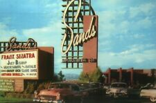 Sands Hotel & Casino Las Vegas Nevada in 1959 Frank Sinatra etc. MODERN Postcard