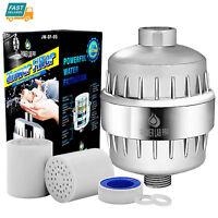 Shower Lab Pro 10-Stage Universal Shower Head Water Filter Hard Water Softener