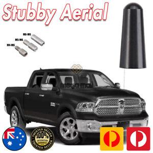 Antenna Aerial Stubby Bee Sting for Dodge Ram 1500 2500 3500 Black 3CM