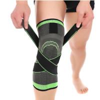 Soporte de rodilla para tejer 3D Soporte para proteger la correa de la rodilla