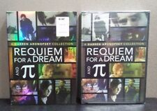 Requiem for a Dream & Pi (Dvd) With Slipcover Brand New