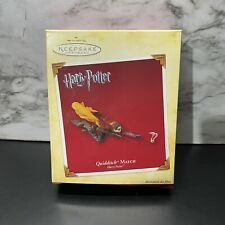 Hallmark Keepsake Harry Potter Quidditch Match (2005)