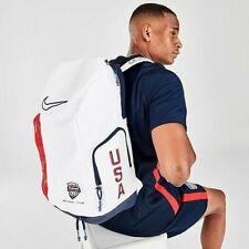 Nike Hoops Elite Pro Basketball Back Pack Team USA CQ7282 100 $90